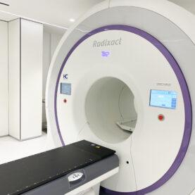 25 sesiones de radioterapia en HC Mar...