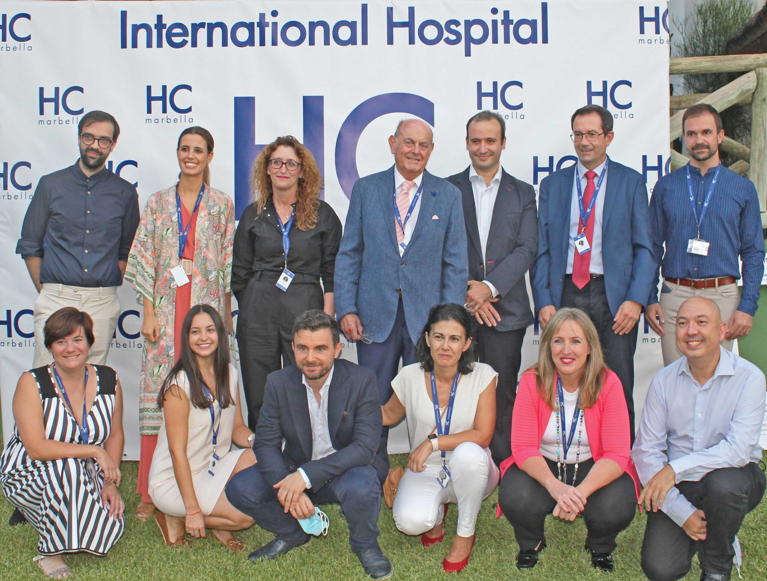 Inauguaracion  de HC Cancer Center