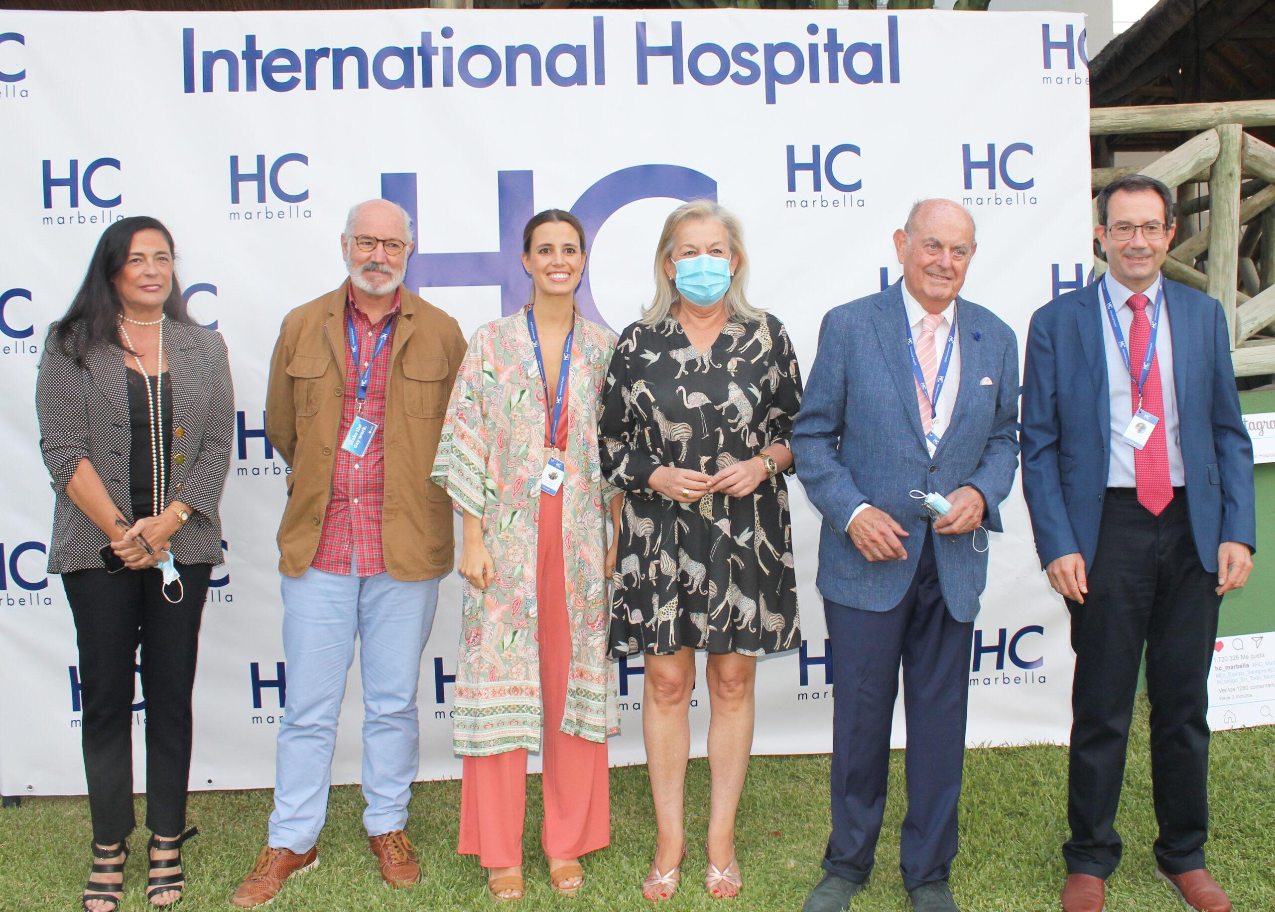 Inauguración HCCC